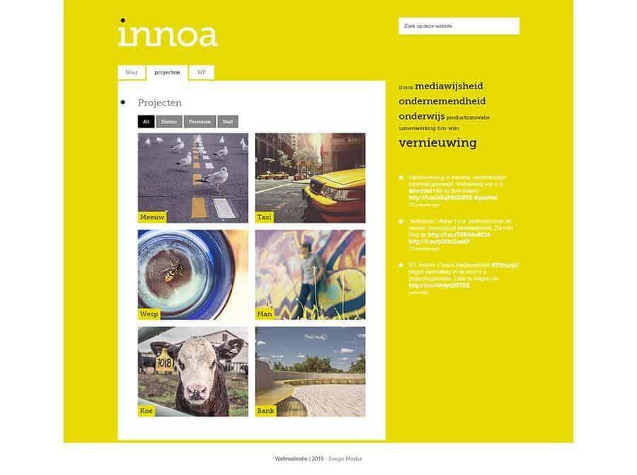 Innoa-projecten