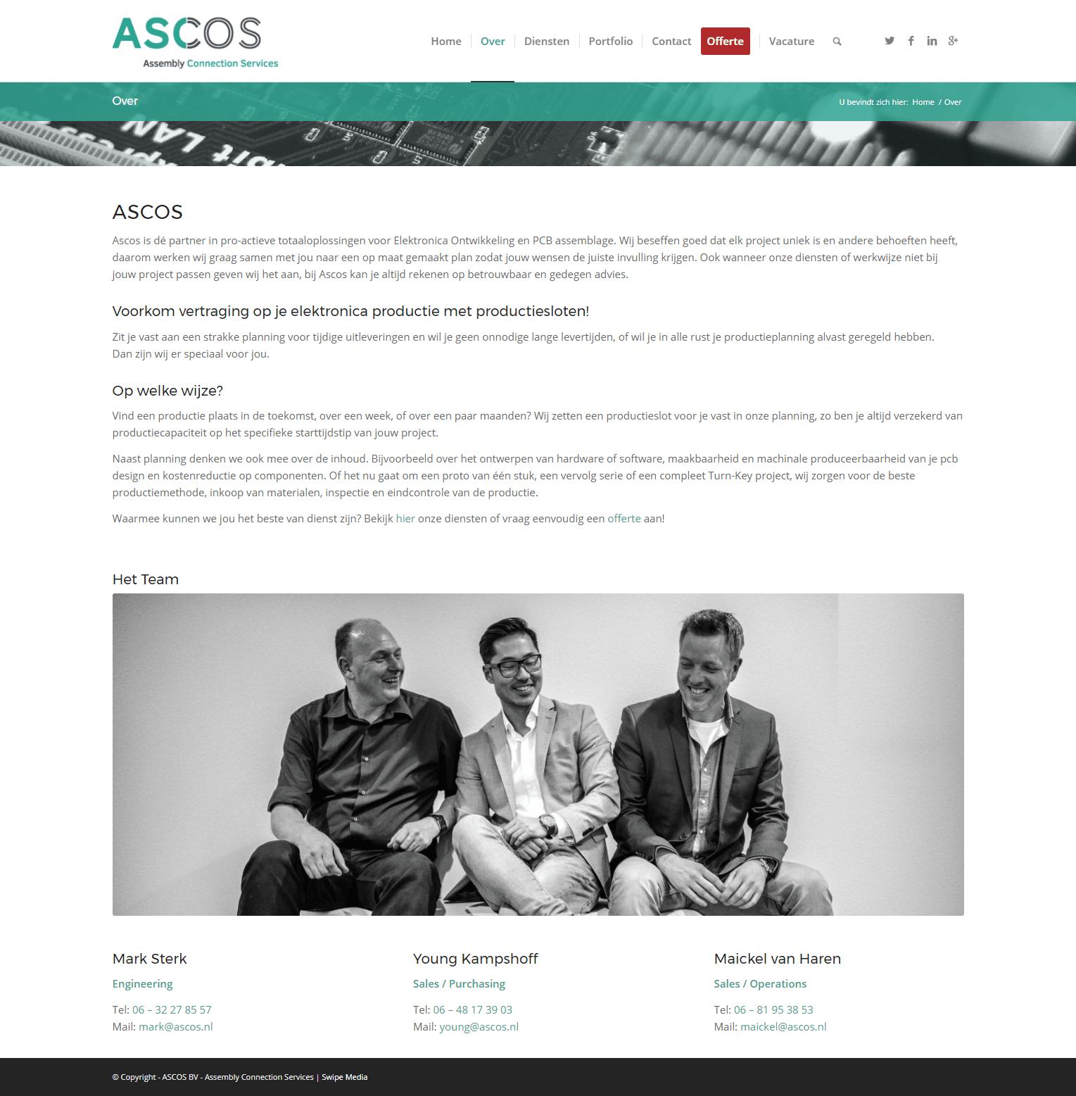 Ascos-Team
