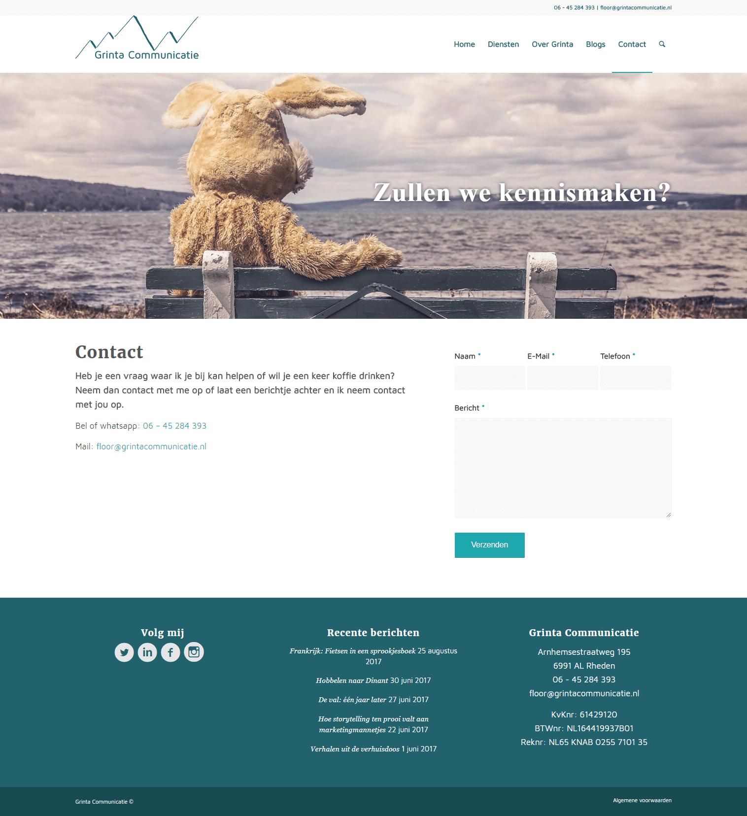 GrintaCommunicatie-Contact