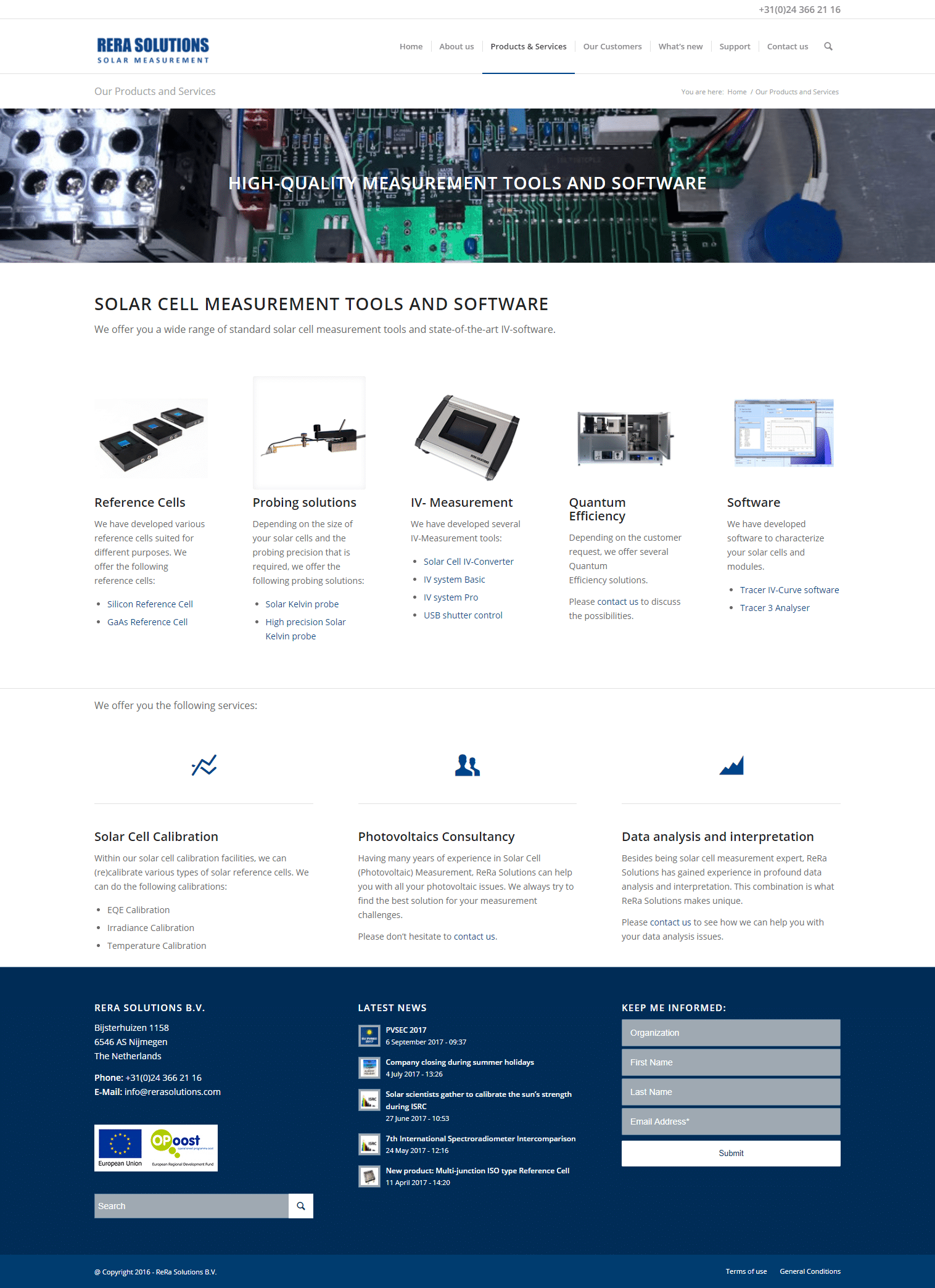 ReraSolutions-Products