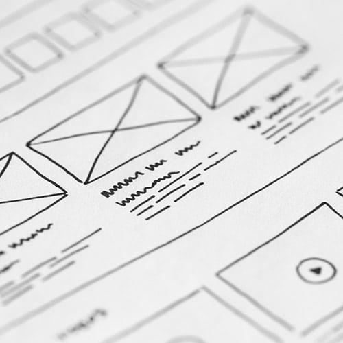 WordPress Webdesign - Structuur