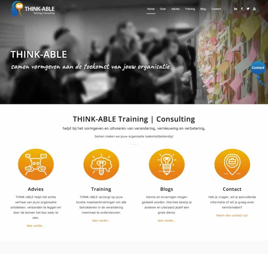Think-Able - Training